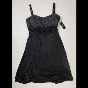 BCX black dress
